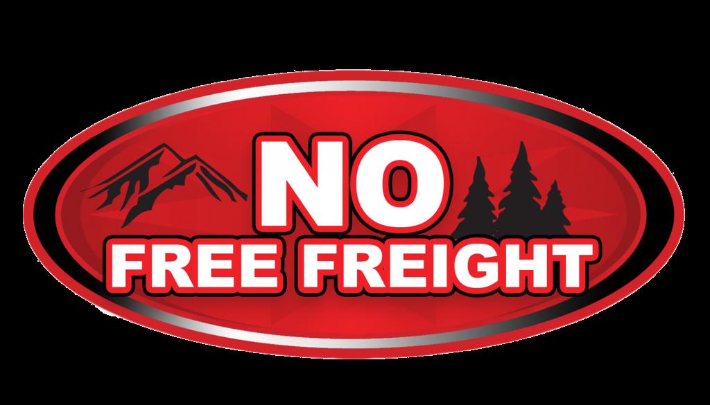 No Free Freight
