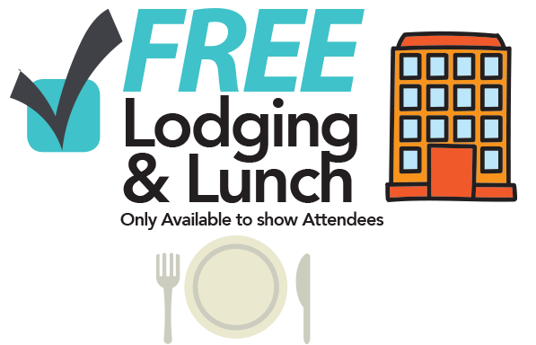 Free Lodging & Lunch
