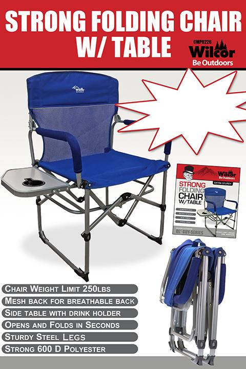 Strong Folding Chair POP